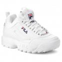 Dámska rekreačná obuv FILA-Disruptor Low white/white -