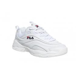 Dámská rekreační obuv FILA-Ray Low white / white