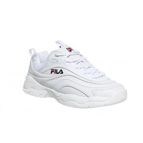 Dámska rekreačná obuv FILA-Ray Low white/white