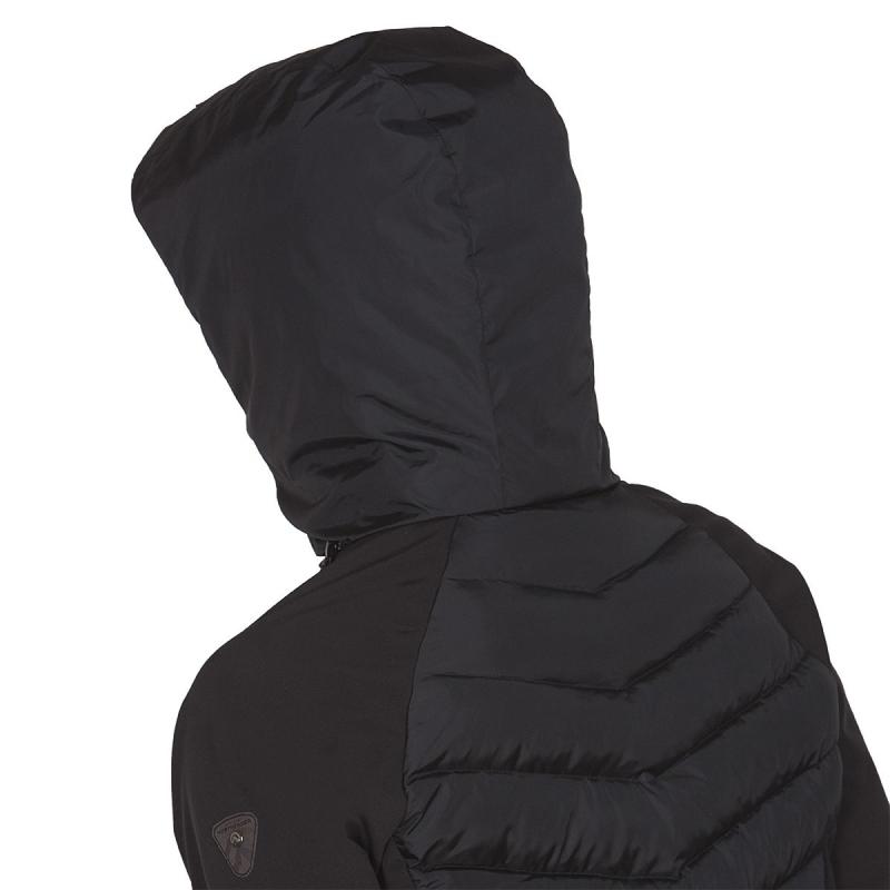 Dámska bunda NORTHFINDER-ZIGANA-black -