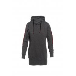 Dámska mikina s kapucňou SAM73-Womens sweatshirt-WM 736 500-black