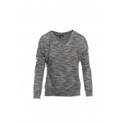 Dámske tričko s dlhým rukávom SAM73-Womens T-shirt long sleeves-WT 790 500-black