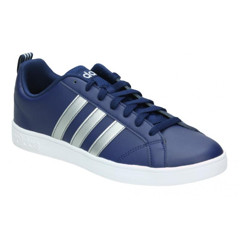 ADIDAS-VS Advantage Blue dark 43 1/3 Modrá