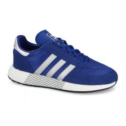 Pánská rekreační obuv ADIDAS ORIGINALS-Marathon X 5923 blue / silver met / Collegiate