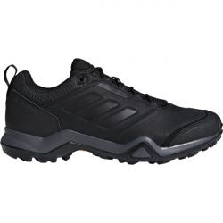 Pánska turistická obuv nízka ADIDAS-Terrex brushwood Black