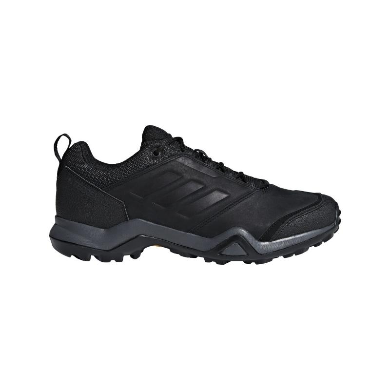 Pánska turistická obuv nízka ADIDAS-Terrex brushwood Black -