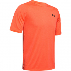 Pánské tréninkové triko s krátkým rukávem UNDER ARMOUR-UA Tech 2.0 SS Tee Novelty-RED