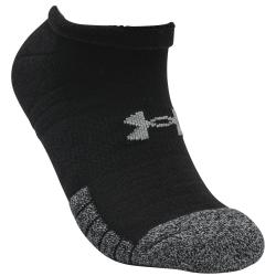 Ponožky UNDER ARMOUR-UA Heatgear NS -BLK-3 pack
