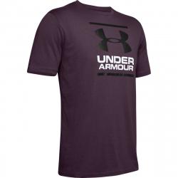 Pánské tréninkové triko s krátkým rukávem UNDER ARMOUR-UA GL Foundation SS T-PPL