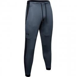 Pánské tréninkové kalhoty UNDER ARMOUR-Unstoppable MOVE PANT-GRY