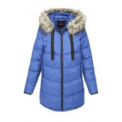 Dámská bunda VOLCANO-J-Monel-611-BLUE