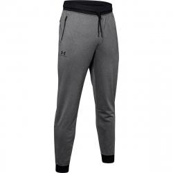 Pánské tréninkové kalhoty UNDER ARMOUR-SPORTSTYLE TRICOT JOGGER-GRY