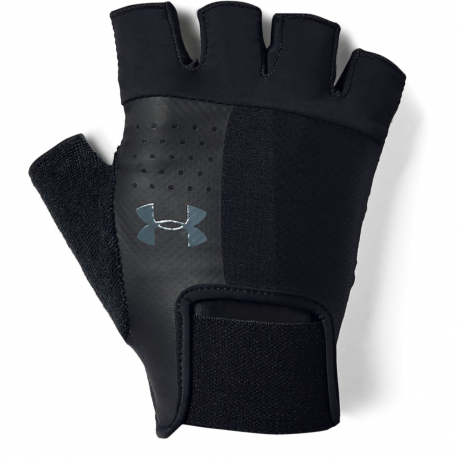Fitness rukavice UNDER ARMOUR-1328620-001 Full Finger Gloves