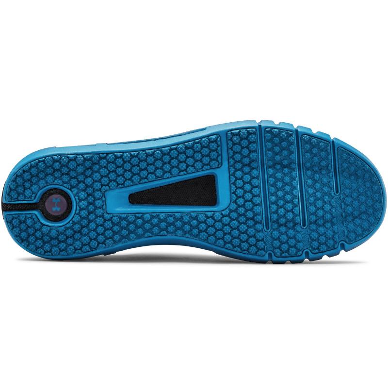 Pánska rekreačná obuv UNDER ARMOUR-UA HOVR SLK EVO-BLK -