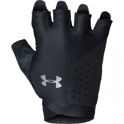 Fitness rukavice UNDER ARMOUR-1329326-001 Half Finger Gloves