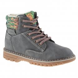 Detská zimná obuv stredná WOJTYLKO-Capton blue