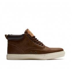 Pánska vychádzková obuv BK BRITISH KNIGHTS-Wood dark brown