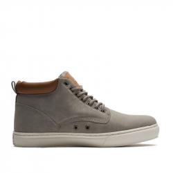 Pánska vychádzková obuv BK BRITISH KNIGHTS-Wood grey