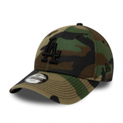 Juniorská kšiltovka NEW ERA-940K MLB Camo essential kids LOSDOD
