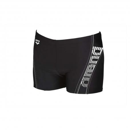 Pánske plavecké boxerky ARENA-M byor evo short Black