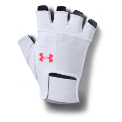 Fitness rukavice UNDER ARMOUR-1328620-014 Half Finger Gloves Grey