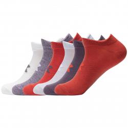 Dámské ponožky POD ARMOR-UA dámské Essential NS-PNK-6 pack