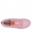 Dámska športová obuv (tréningová) ANTA-Jenne pink/brown/white -
