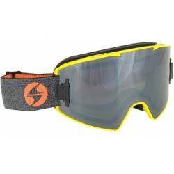 Lyžiarske okuliare BLIZZARD-Ski Gog. 927 MAGNETIC + BOX, neon yellow matt, 1x o