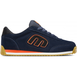 Pánská vycházková obuv ETNIES-Lo-Cut II LS navy / black / orange