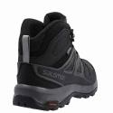 Pánska turistická obuv stredná SALOMON-X Radiant MID GTXphantom/magnet -