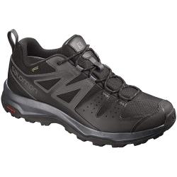 Pánska turistická obuv nízka SALOMON-X Radiant GTX black/magnet/black