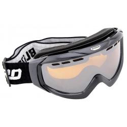 Lyžařské brýle BLIZZARD-Ski Gog. 906 MDAVZF, black matt, silver mirror