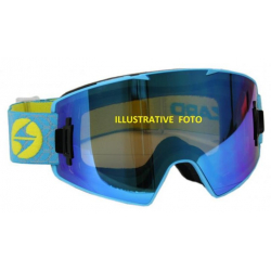 Lyžiarske okuliare BLIZZARD-Ski Gog. 927 MAGNETIC + BOX, bright blue matt, 1x o