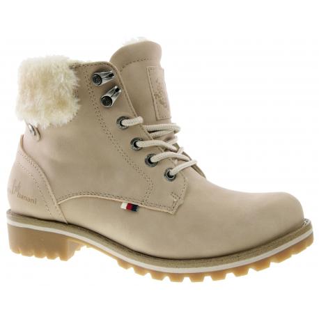 Dámska zimná obuv stredná BRUNO BANANI-Weesby