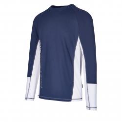 Pánske termo tričko s dlhým rukávom AUTHORITY-THALYNO dk blue