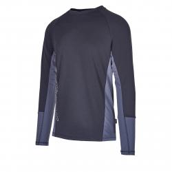Pánske termo tričko s dlhým rukávom AUTHORITY-THALYNO black