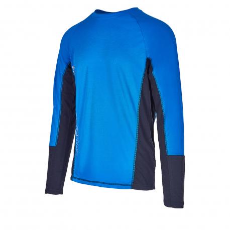 Pánské termo tričko s dlouhým rukávem AUTHORITY-THALYNO blue