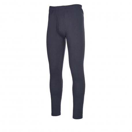Pánské termo kalhoty AUTHORITY-THALYNO P black