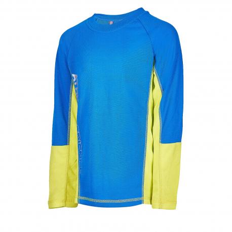 Detské termo tričko s dlhým rukávom AUTHORITY KIDS-THALKO B blue