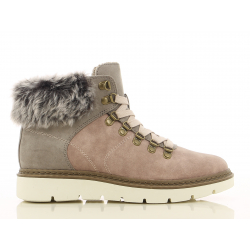 Dámska zimná obuv stredná V+J-Rejsby