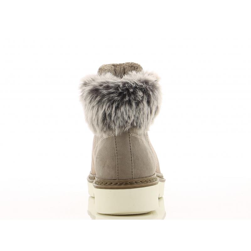 Dámska zimná obuv stredná V+J-Rejsby -