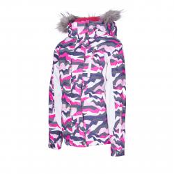 Dievčenská lyžiarska bunda AUTHORITY-KIDDO G pink