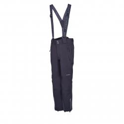 Detské lyžiarske softshellové nohavice AUTHORITY-NUSSO B black