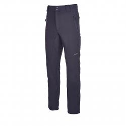 Pánske turistické softshellové nohavice AUTHORITY-NERIONY black