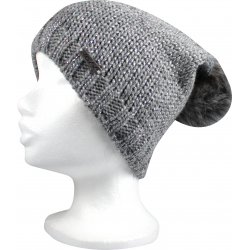 Dámska zimná čiapka VOXX-Meriva Grey/Silver