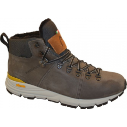 Pánska zimná obuv vysoká HEAD City M 1 grey