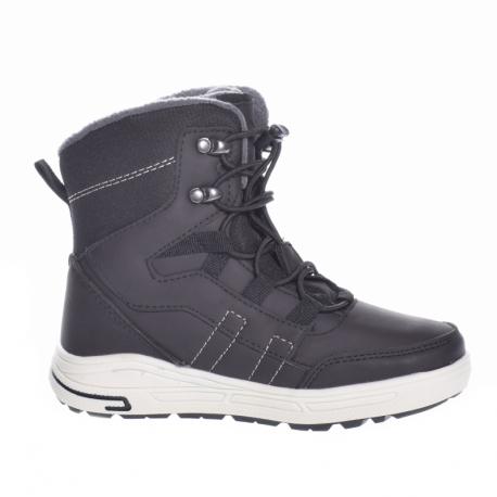 Dětská zimní obuv vysoká JUNIOR LEAGUE-119-168-90-black