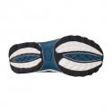 Detská zimná obuv vysoká COLOR KIDS-Salliut boots-1154-Pirate Blue -