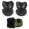 FILA SKATES-ADULT FP gears 3SET black/lime