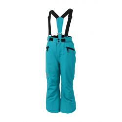 Detské lyžiarske nohavice COLOR KIDS-Sanglo padded ski pants-149-Diving